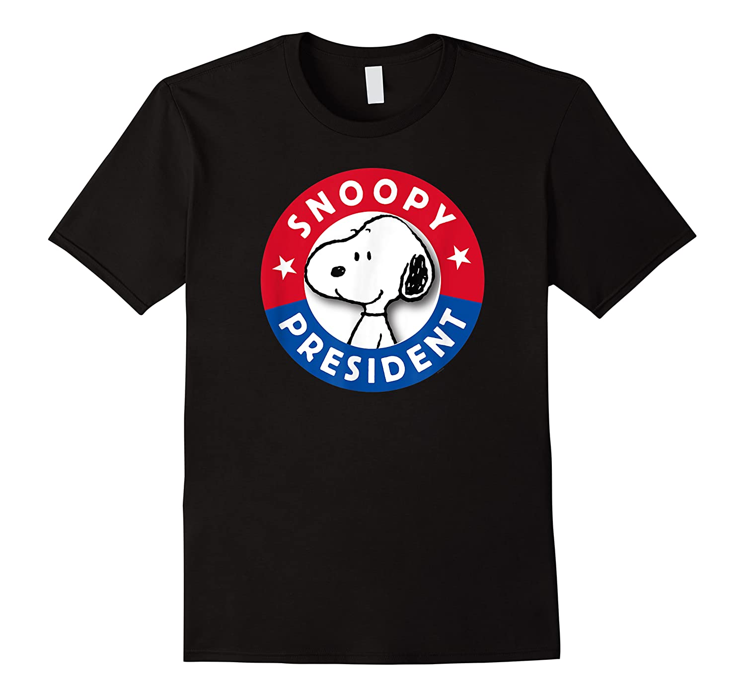 Peanuts Snoopy For President Shirts
