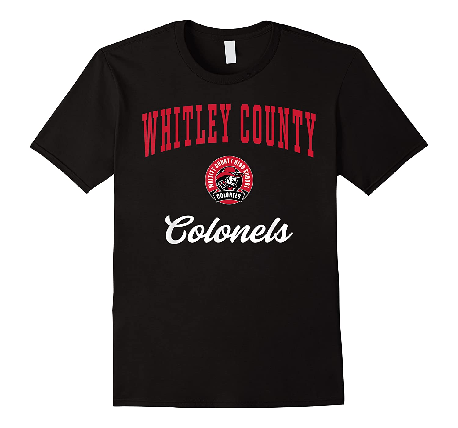 Whitley County High School Colonels Shirts