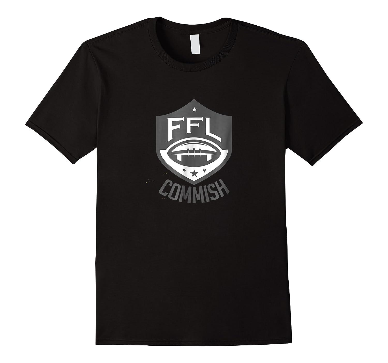 Fantasy Football League Commish T Shirt