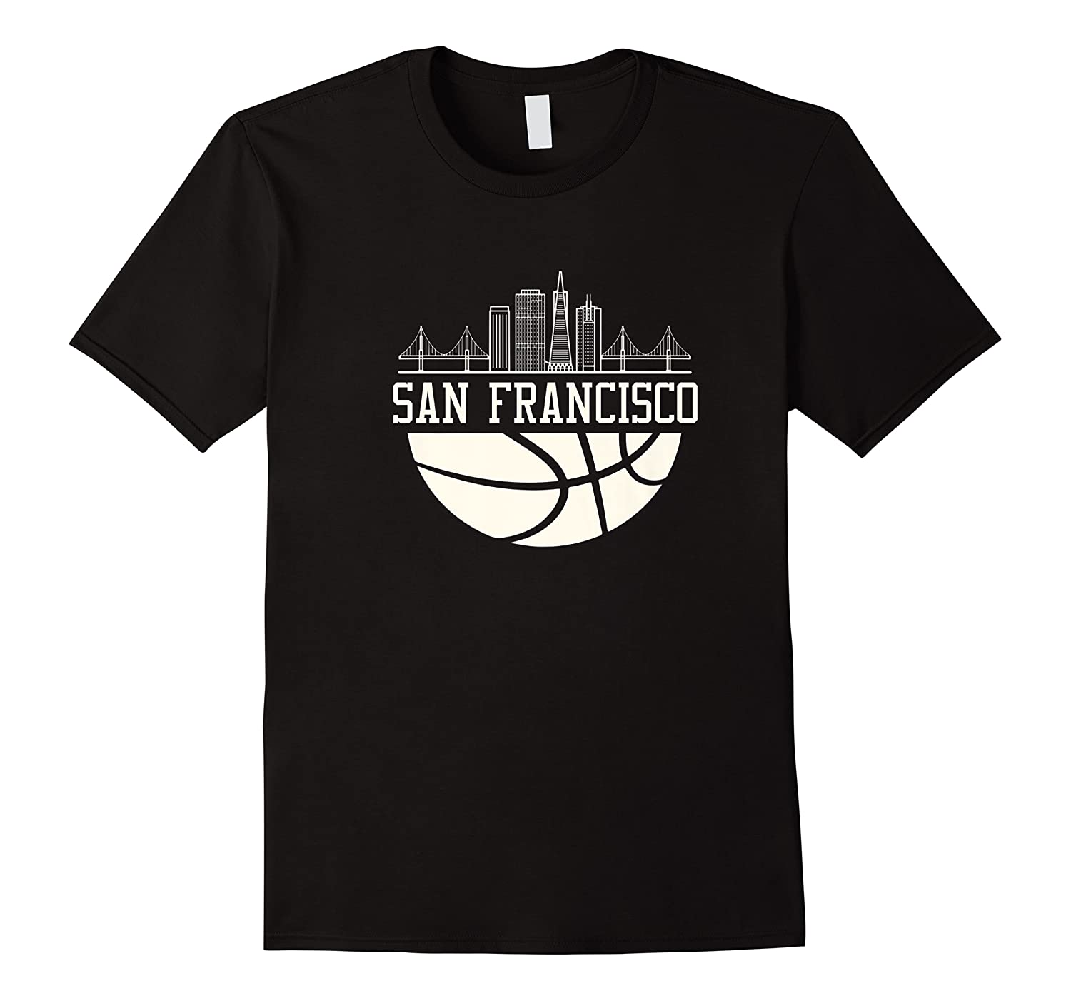 Basketball Season San Francisco Fan Hometown Shirts