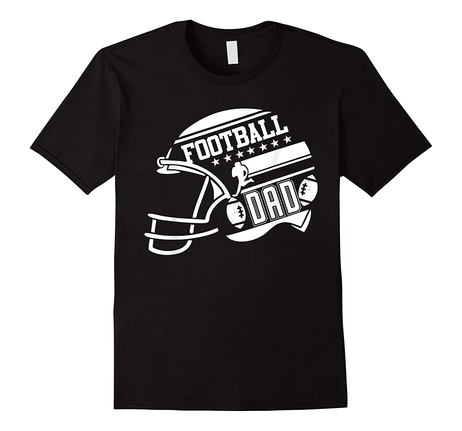 Football Dad Helmet For Men Proud Fathers Day College Season Shirts