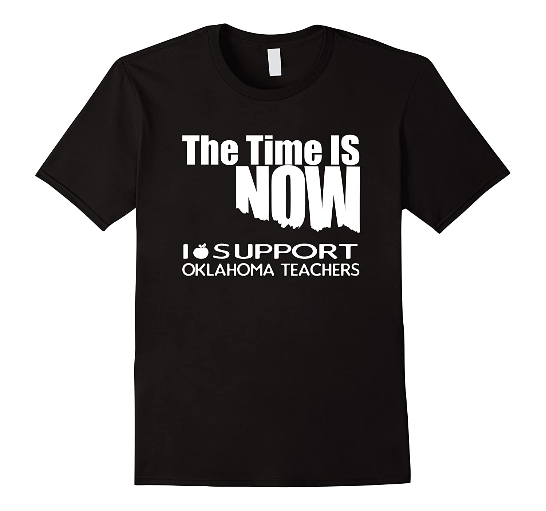 Oklahoma Tea Shirt - Protest Tee For Walkout