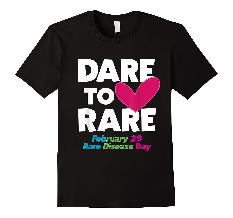 Dare To Love Rare Disease Day 2020 Shirts
