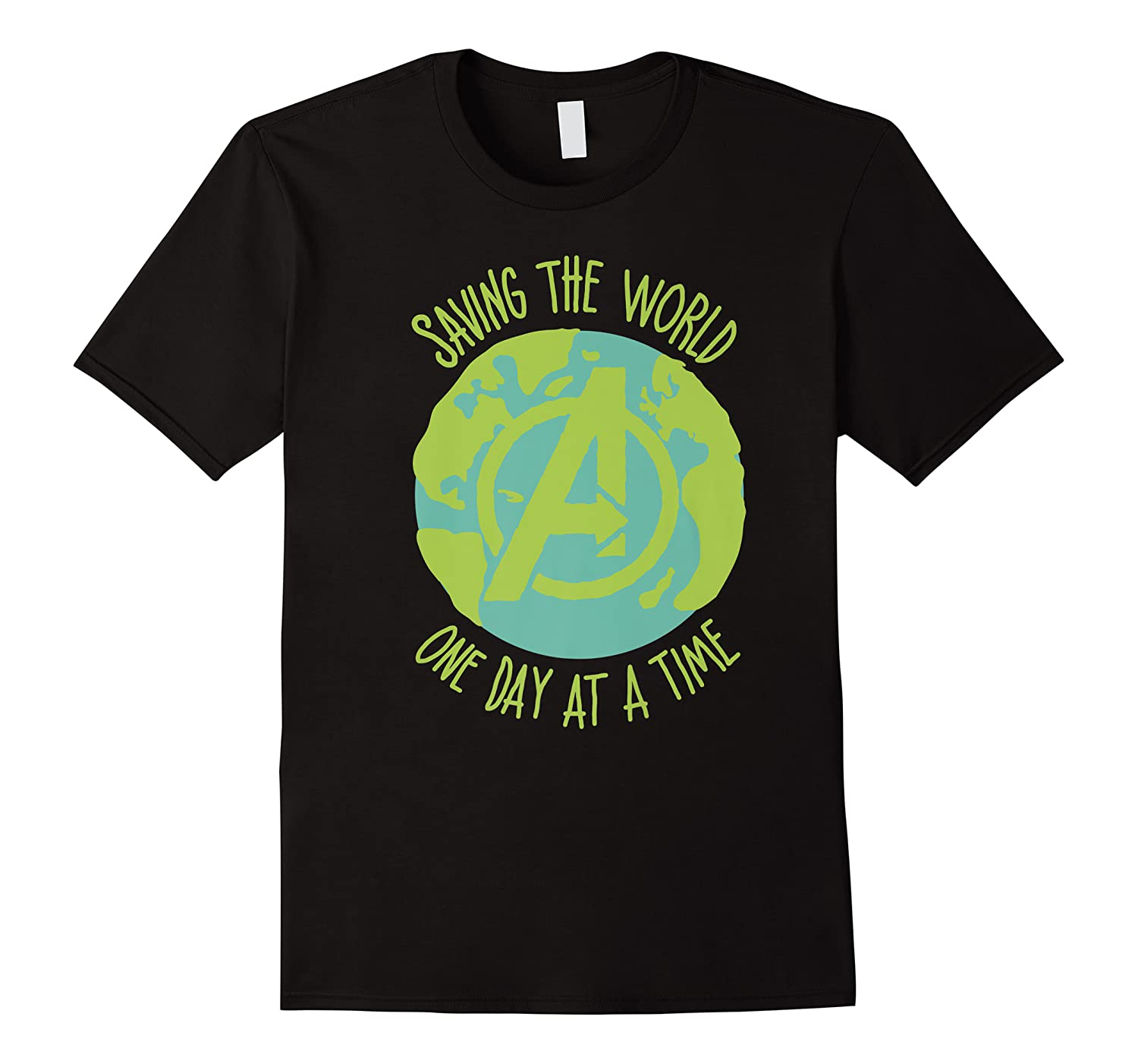 Earth Day Saving The World One Day At A Time Shirts