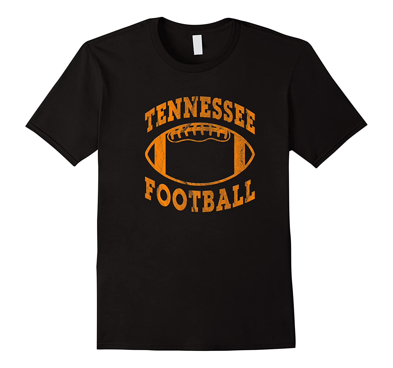 Tennessee Football Vintage Distressed Premium T-shirt