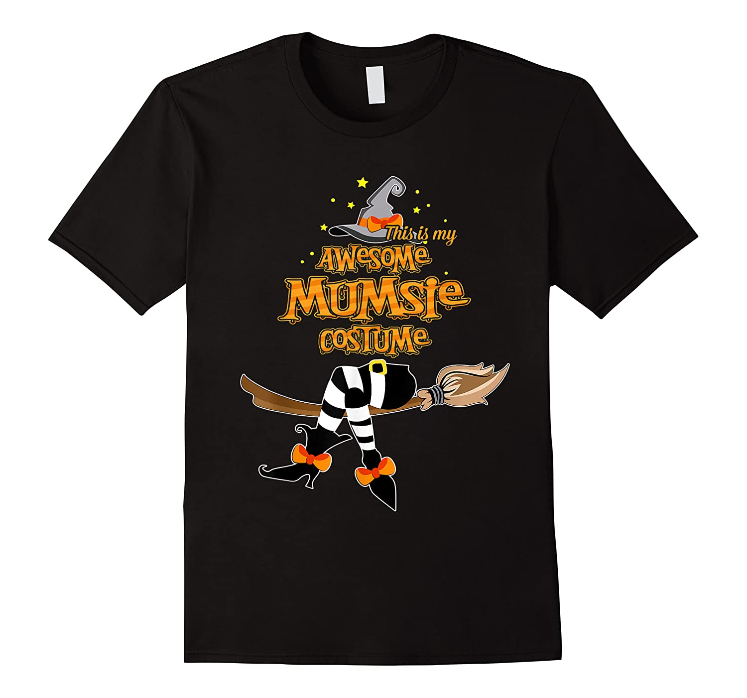 This Is My Awesome Mumsie Costume - Grandma Gift T-shirt
