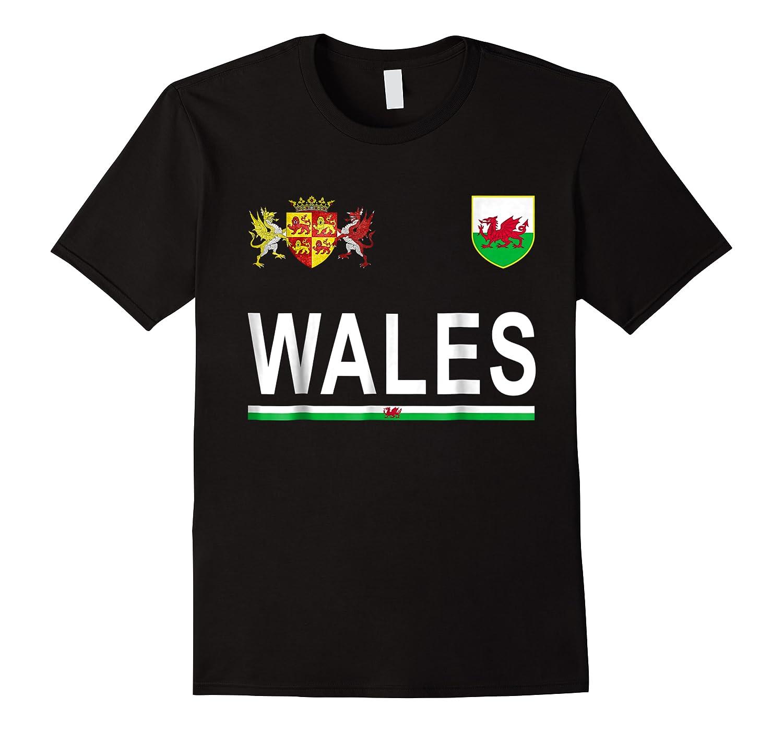 Wales Cheer 2017 Football Welsh Shirts