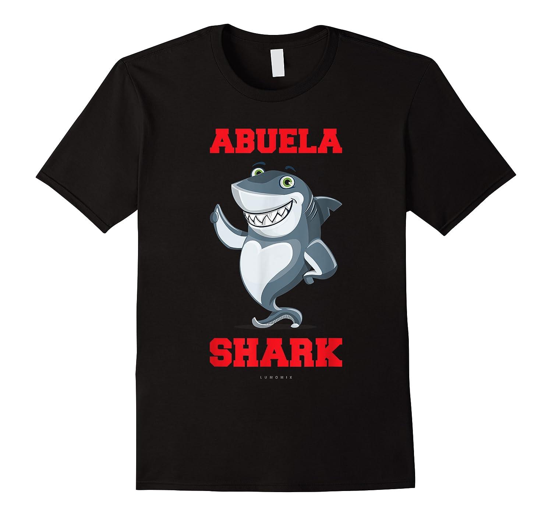 Abuela Shark Tshirts: Funny Spanish Gift T-shirt