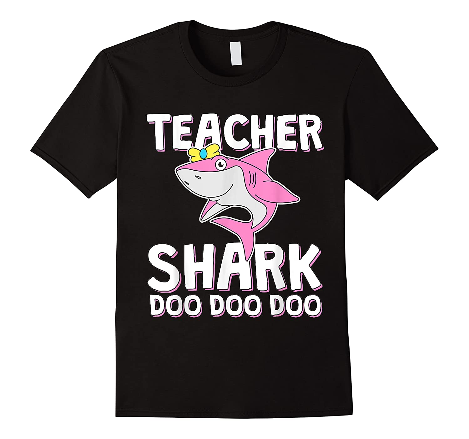 Teacher Shark Doo Doo Doo Shirts