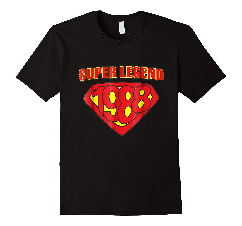 Super Legend 1988 Comic Hero - T-shirt
