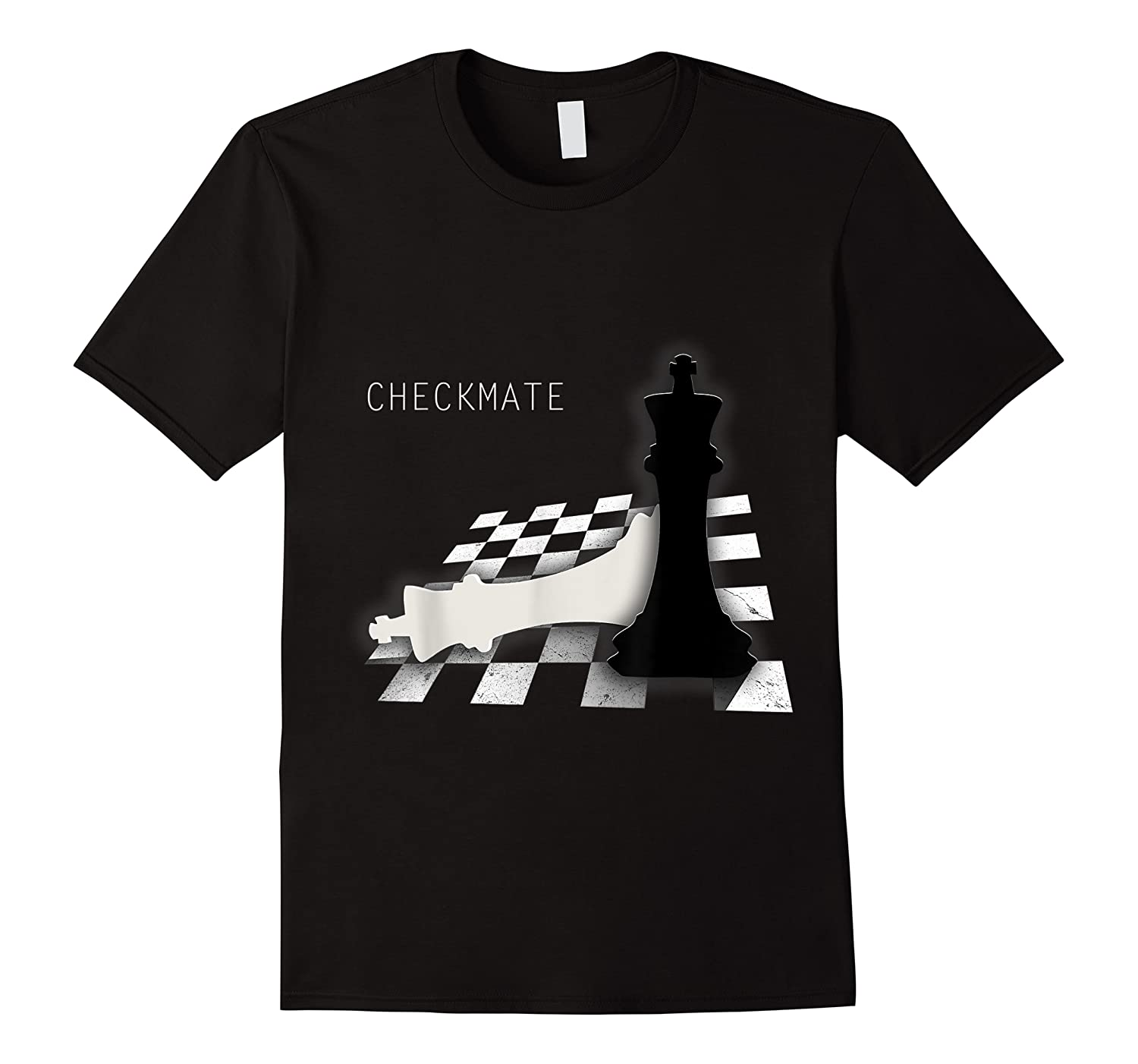 Checkmate Funny Cute Gift For Cool Chess Player Shirts