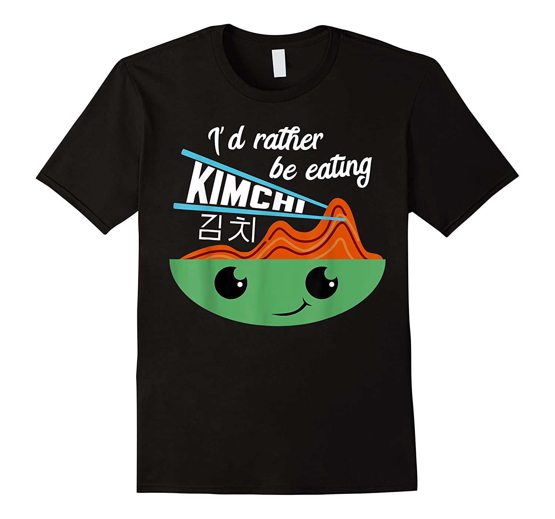 Kimchi Cute Korean Ferted Food Shirts