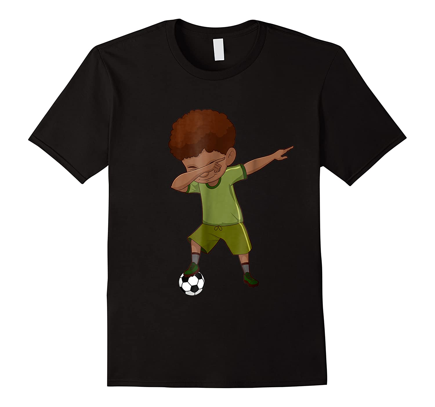Soccer Shirt For Funny Dabbing Tee Gifts