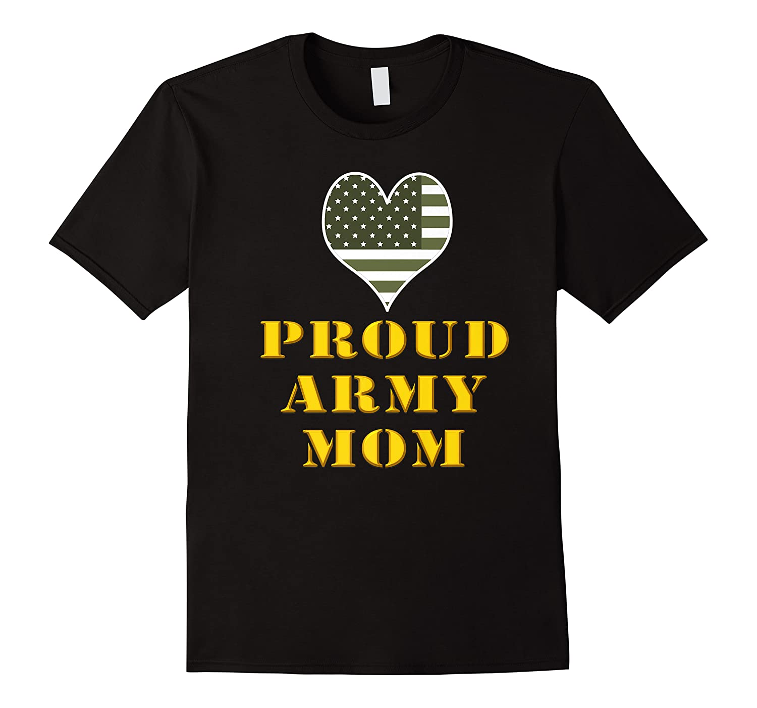 Proud Army Mom Shirts