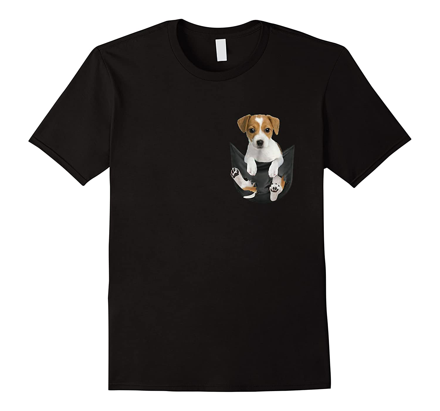 Jack Russell In Pocket Hot Trend Shirts