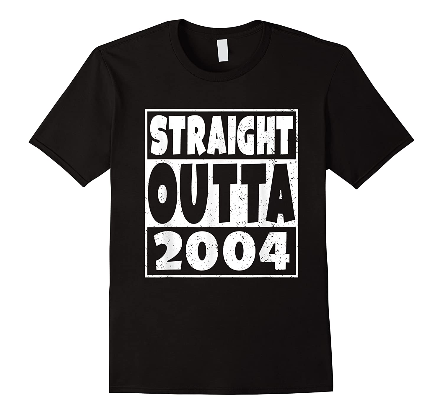 Straight Outta 2004 14th Birthday For A 14 Year Old Shirts
