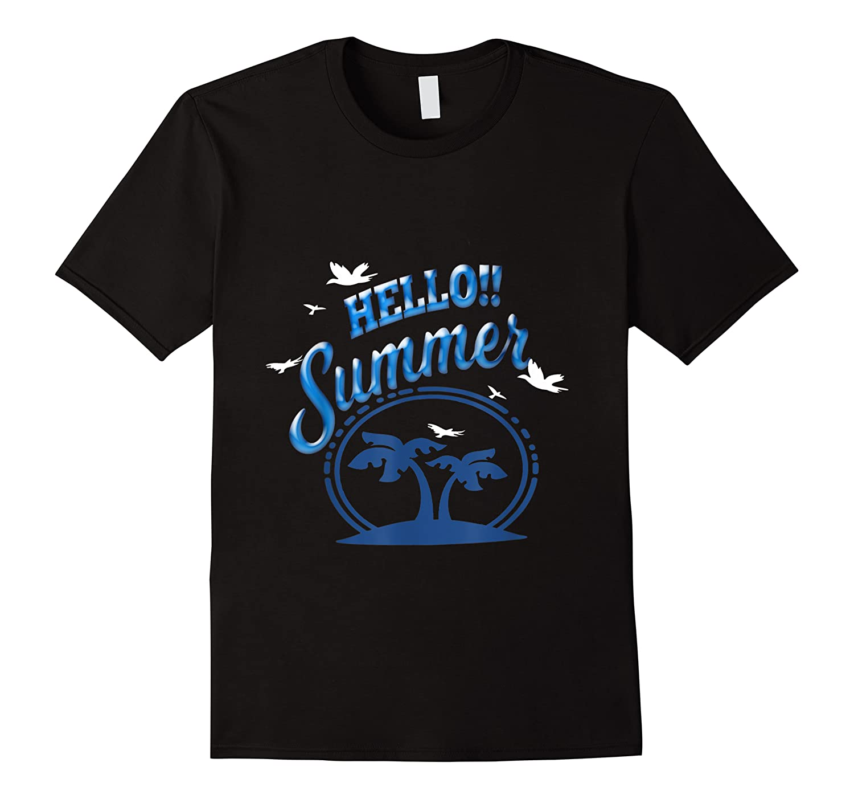Maglietta Hello Summer Shirts