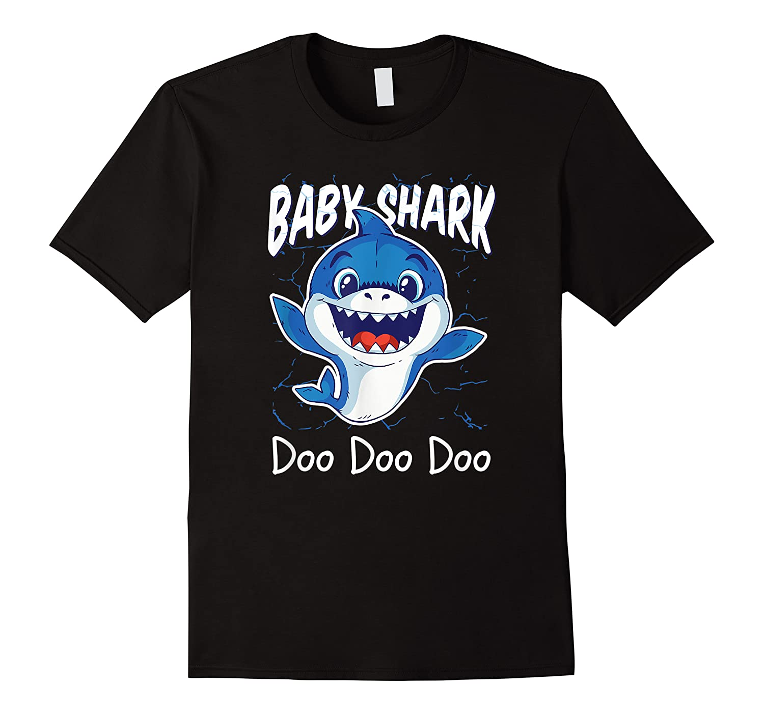 Baby Shark Doo Doo Birthday Party Gifts Girl Boy Out T-shirt