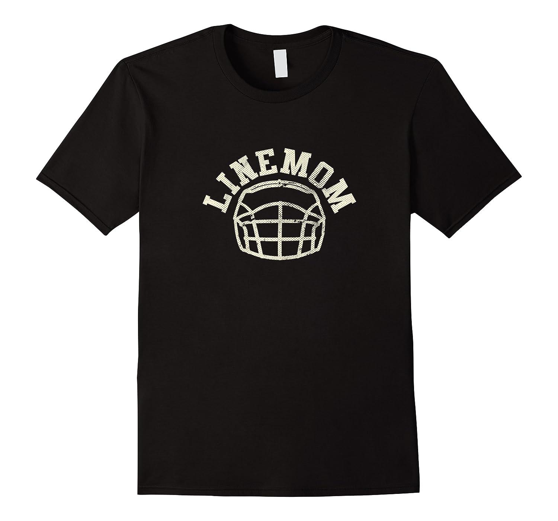 Funny Football Lineman Paren Cool Gift Mom Shirts