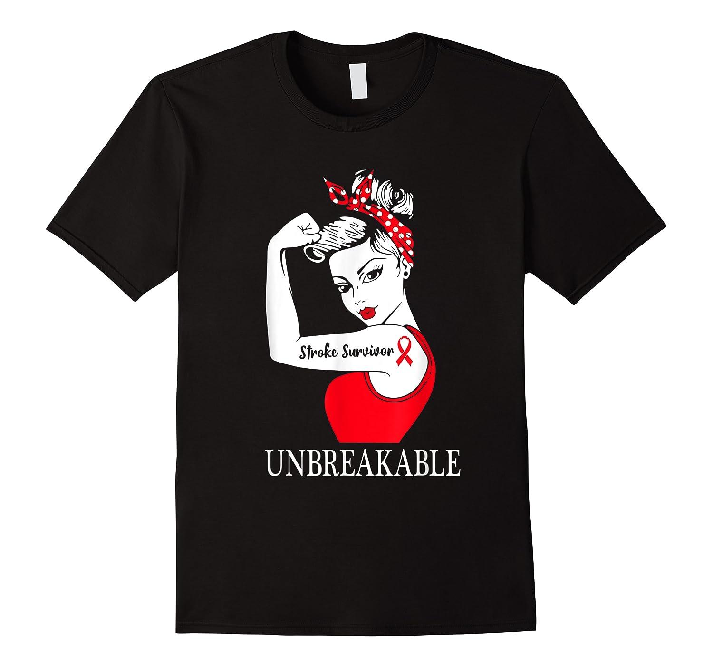 Stroke Survivor Unbreakable Strong Shirts