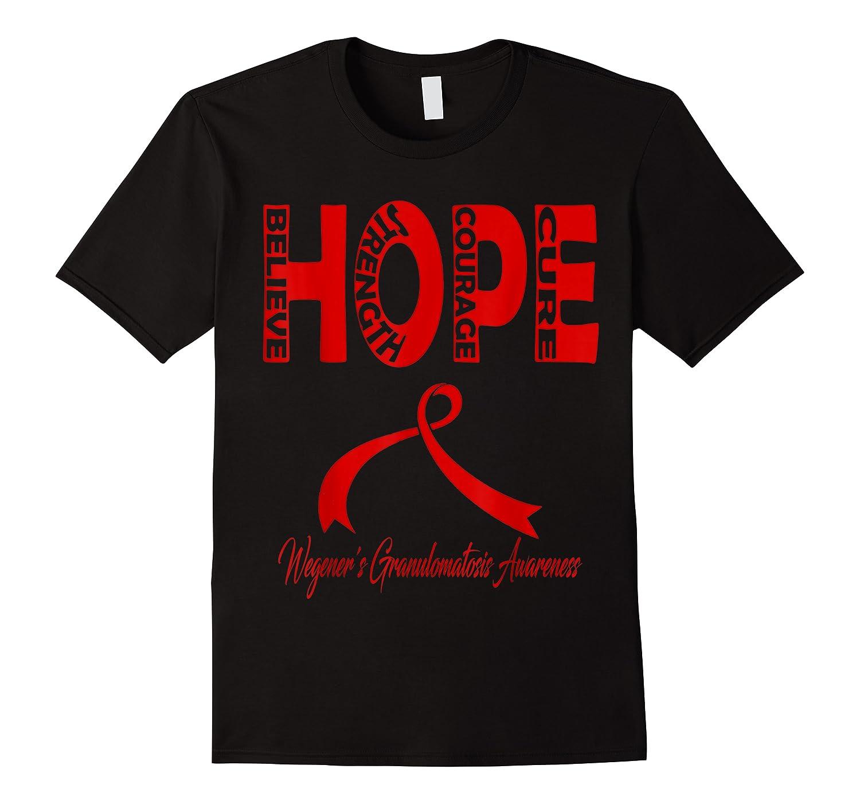 Wegener\\\'s Granulomatosis Awareness T-shirt