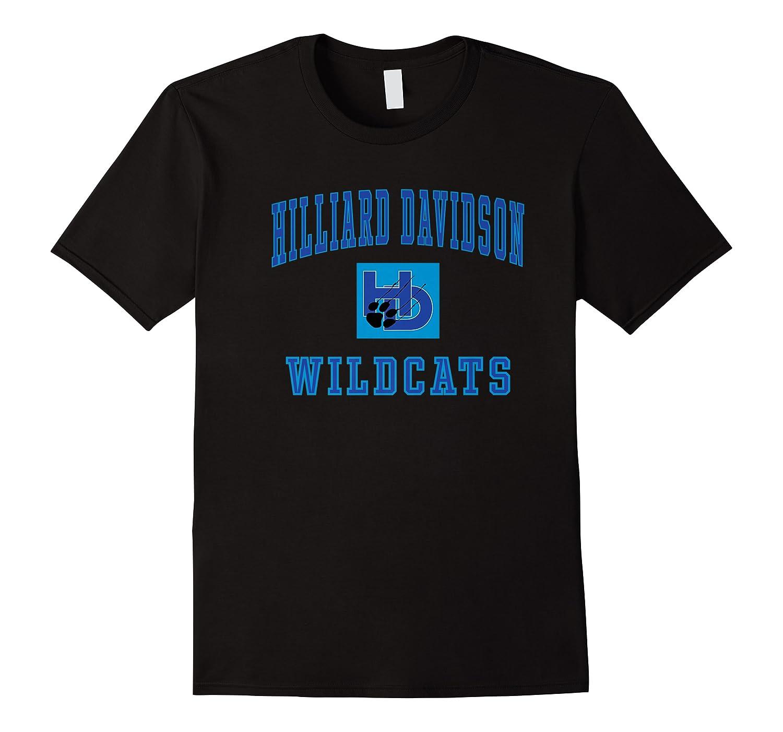 Hilliard Davidson High School Wildcats C1 Shirts