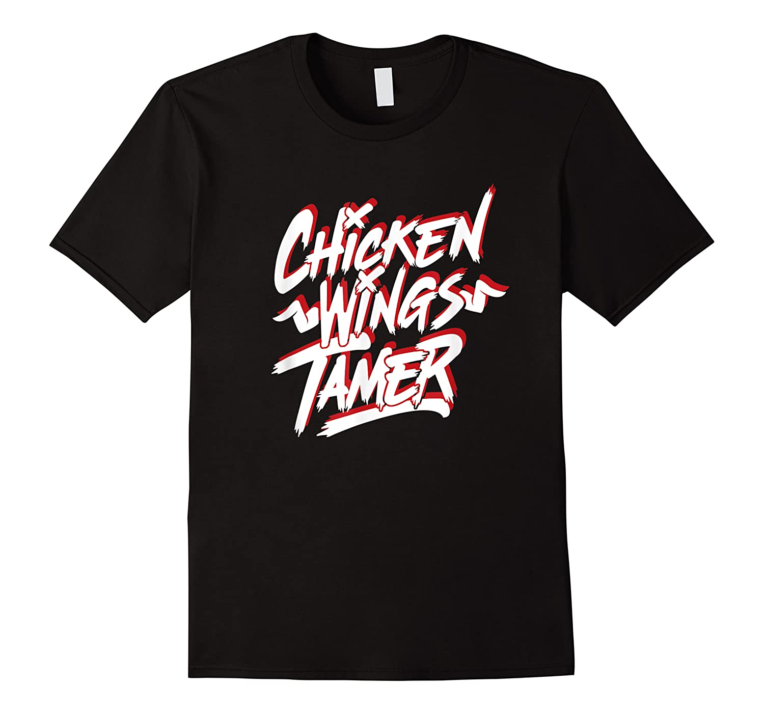 Humorous Chicken Wings Tamer Lover Gift Love Chicken Wing Shirts