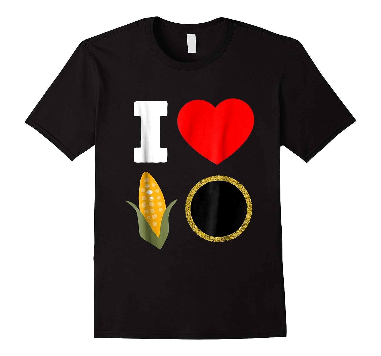 Cornhole Shirts For And . I Love Cornhole Tee