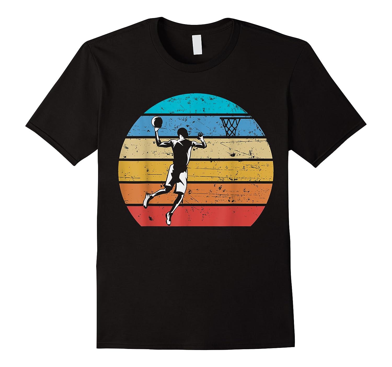 Vintage Basketball Retro Vintage Style Basketball Gift Shirts