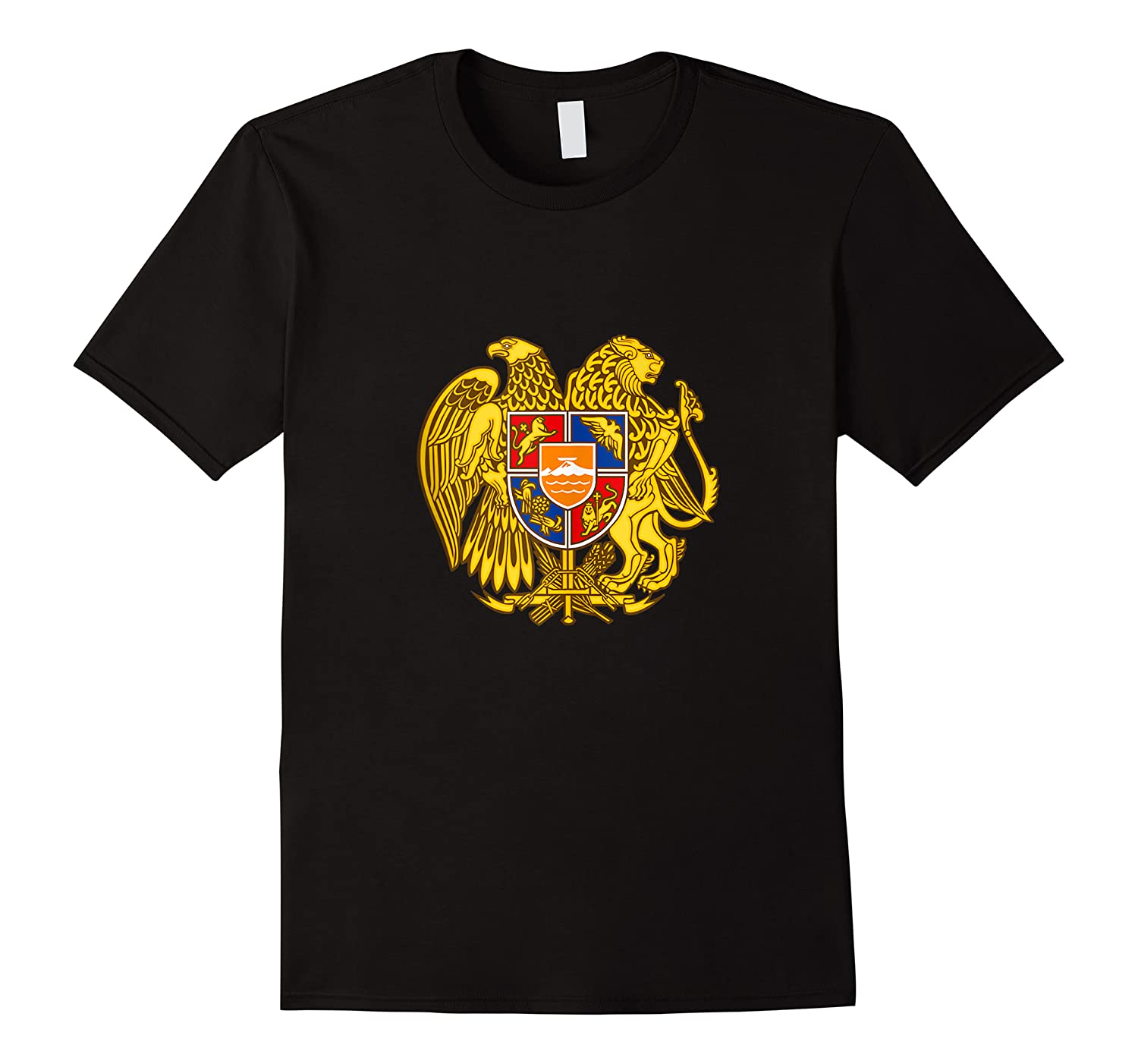 Aria Coat Of Arms Emblem On Shirts For & Tank Top