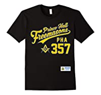 Masonic Prince Hall Pha 357 Sports Style Shirts Black