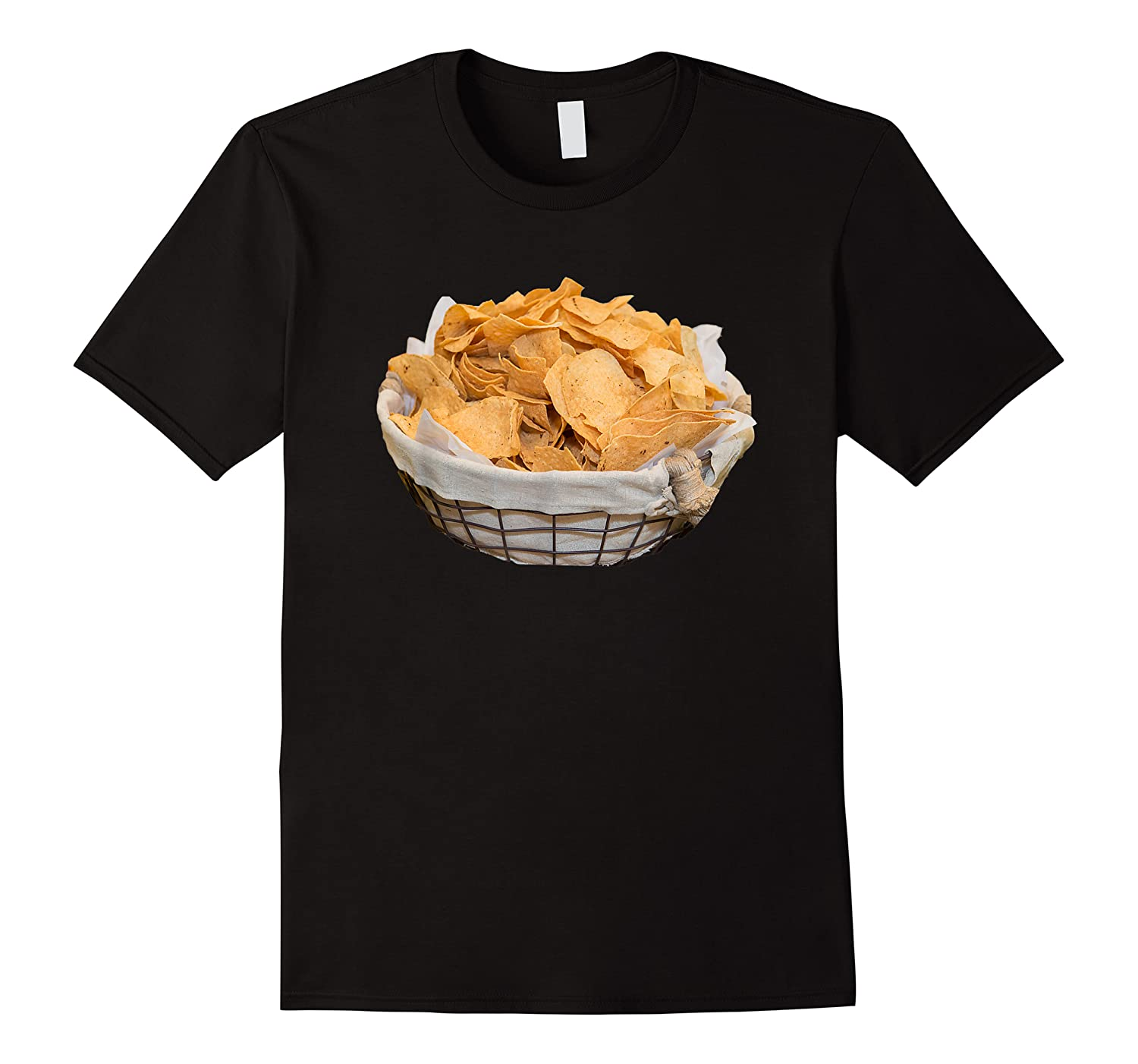 Tortilla Chips Costume Crunchy Corn Chips Snack Shirts