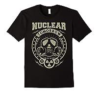 Nuclear Fallout - T-shirt Black