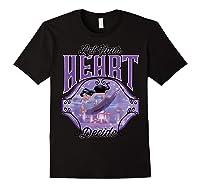 Aladdin Jasmine Let Your Heart Decide Ride Shirts Black