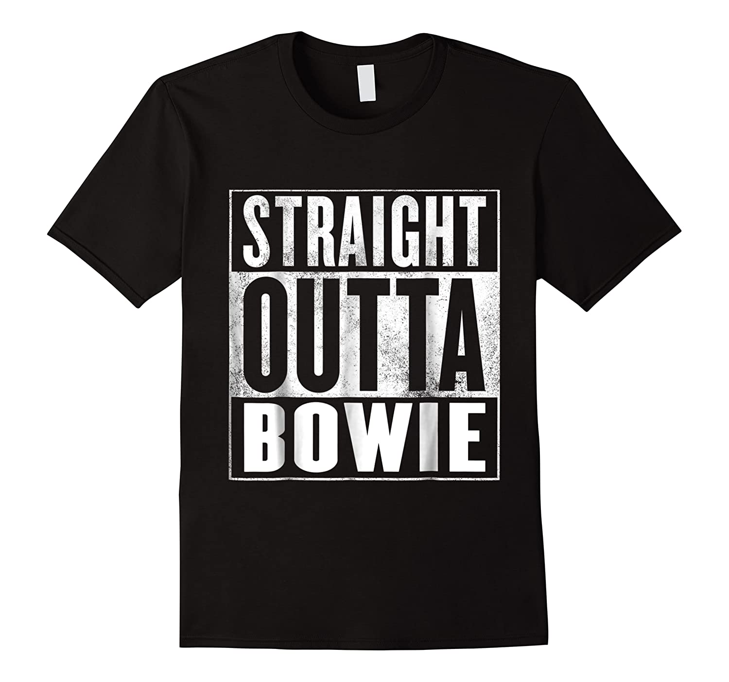 Bowie Straight Outta Bowie Shirts