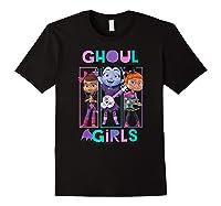 Vampirina Ghoul Girls Trio Shirts Black