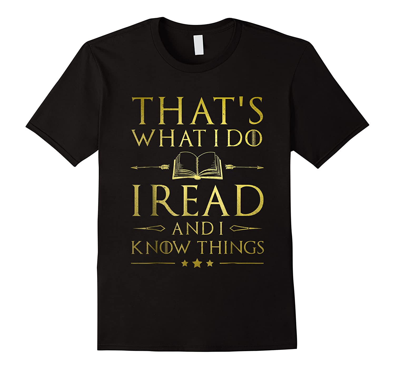 Read And Know Thing Funny Book Lovers Gift Shirts