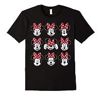 Disney Minnie Rock The Dots Oh My Minnie T-shirt Black