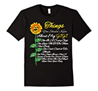 5 Things You Should Know About My Gigi Mother's Day Gift Shirts Black
