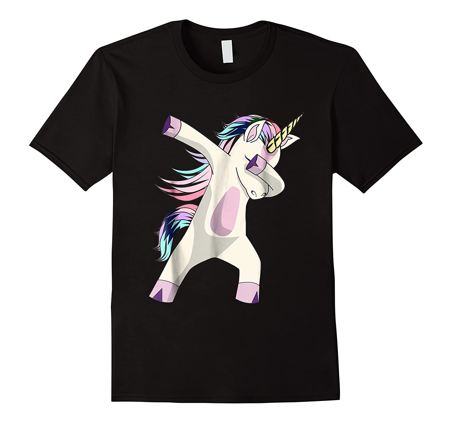 Dabbing Unicorn For Daughter Son Granddaughter Daddy Shirts