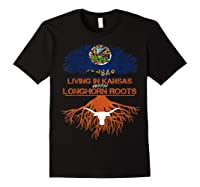 Texas Longhorns Living Roots Apparel Shirts Black