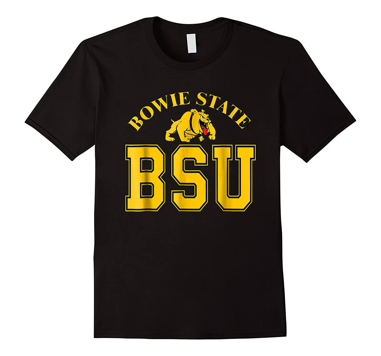 Bowie State 1865 University Apparel Shirts