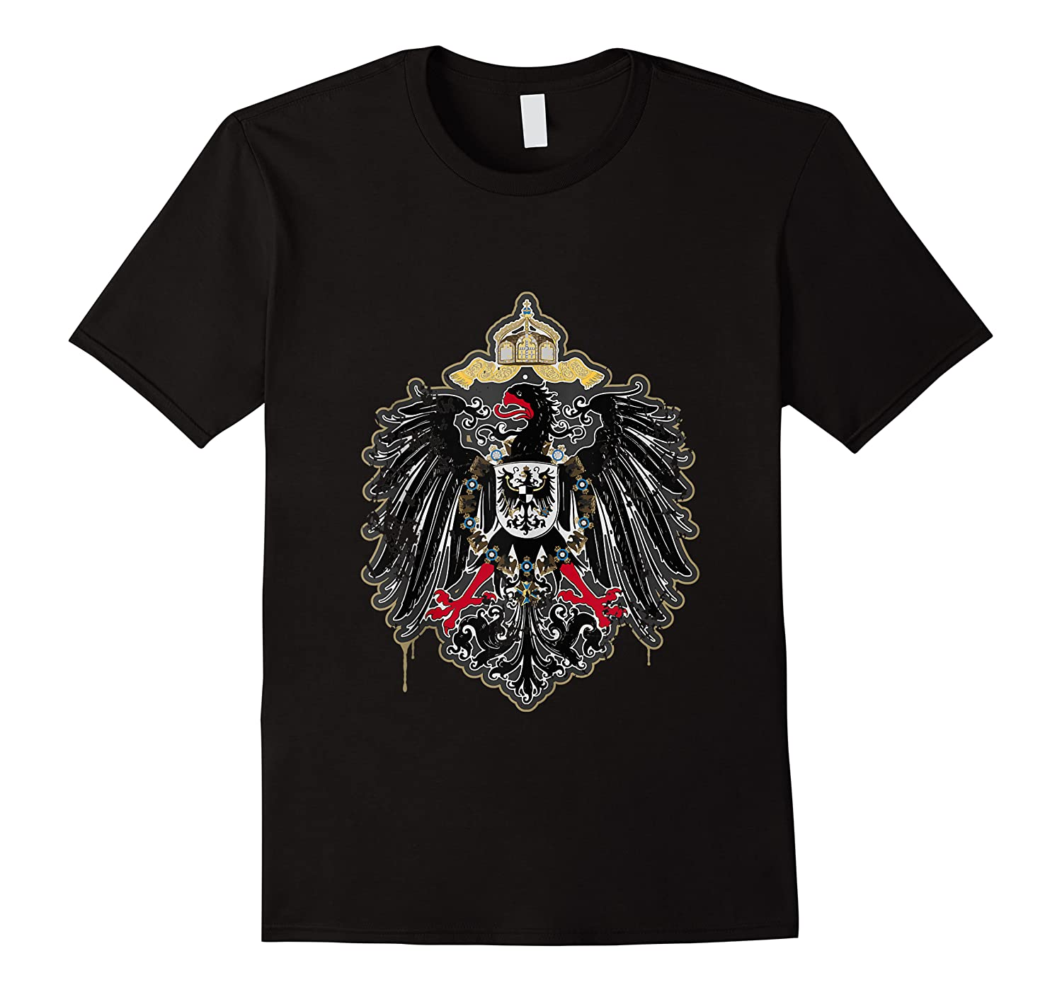 German Empire Eagle Coat Of Arms Germany Deutschland German Shirts