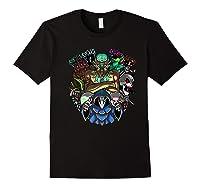 Terraria Boss Rush Hardmode Edition Shirts Black