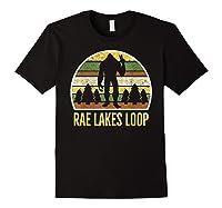 Rae Lakes Loop Shirt, Rae Lakes Loop T-shirt Black