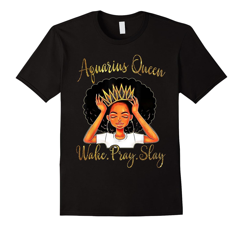 Aquarius Queens Are Born In January 20 February 18 Shirts
