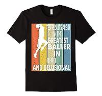 The Greatest Baller In Ohio Basketball Player T-shirt Black