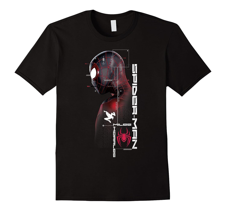 Spider Man Miles Morales Specs Shirts