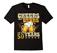 Funny Beer Drinking 1969 T Shirt 50th Birthday Gifts Black
