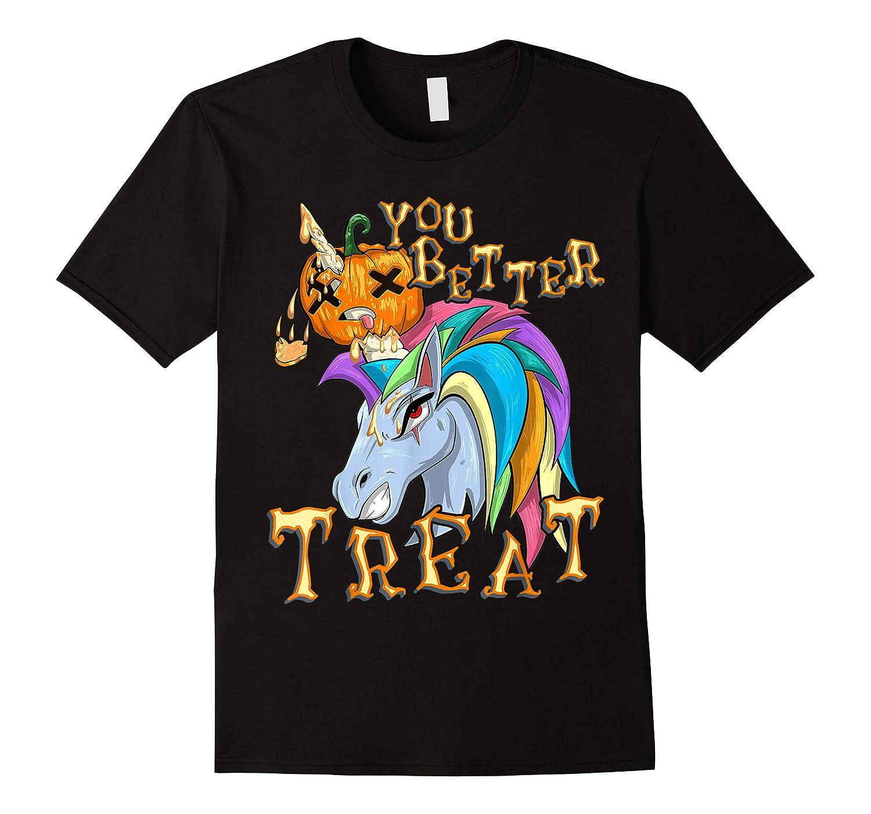 Unicorn Pumpkin Shirts